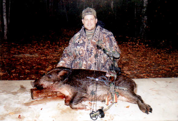 Recent Hunts - Buck N' Boar Outfitters